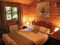 Caban Idris Double Bedroom