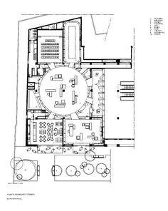 Gallery of Livraria da Vila / Isay Weinfeld – 17 Livraria da Vila / Isay Weinfeld library floor plan layout Kids Library, Library Design, Library Floor Plan, Presentation Techniques, Library Furniture, Floor Plan Layout, Architecture Plan, Commercial Design, Layout Design