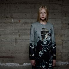 Orlando by Arash Radpour  dress: Anne Sofie Madsen