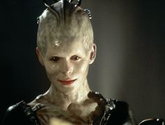 Borg Queen (Alice Krige) Star Trek Next Generation