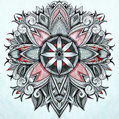 ⊰❁⊱ Mandala ⊰❁⊱ art