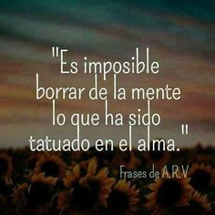 Impossible to erase you - Learn Spanish Love Phrases, Love Words, Motivational Phrases, Inspirational Quotes, Breking Bad, Favorite Quotes, Best Quotes, Mexican Quotes, Mexican Phrases