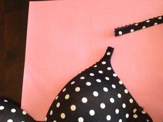 DIY: The uncrafty moms nursing bra conversion