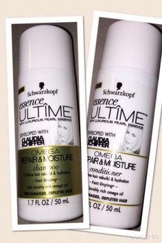 Schwarzkopf shampoo & conditioner
