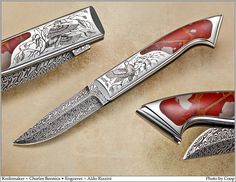 Photos SharpByCoop • Gallery of Handmade Knives - Page 17. AC