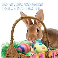 Easter games for children. Find out more on: http://blog.memorycross.com/easter-games-children/