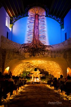♥ Xcaret Wedding| #Mexico Destination Wedding Photographer Jaime Glez http://jaimeglez.com/ #amazing #chapel