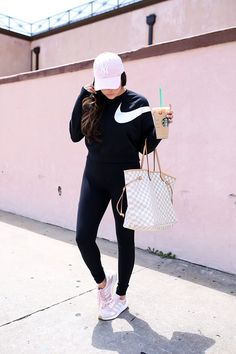 How to rock the athleisure trend http://www.justtrendygirls.com/how-to-rock-the-athleisure-trend/