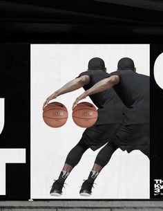 Nike Basketball, The Kyrie Design by Hort. Nike Design, Ad Design, Layout Design, Branding Design, Graphic Design, Sport Design, Design Styles, Basketball Posters, Basketball Design