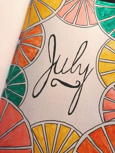 July cover!