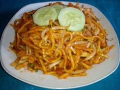 How to make fried noodles with bean sprouts that delicious