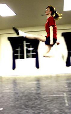Shelly School of Irish Dance!
