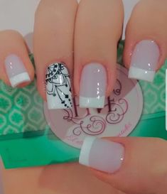 Nails To Go, Fancy Nails, Trendy Nails, Wedding Acrylic Nails, Simple Acrylic Nails, Nail Art Designs Videos, Nail Designs, Matte Nails, Gel Nails