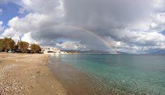 rainbow over Ireon