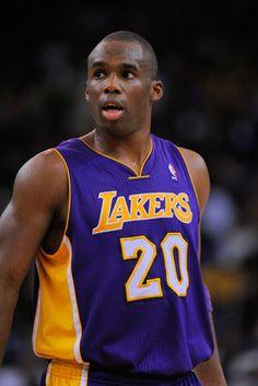 Los Angeles Lakers #20 Jodie Meeks -- Shooting Guard