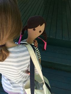 The Doll Friend Project, Delivering Joy Two Dolls at a Time
