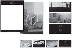 UNIT - Branding stationary - Araki Koman