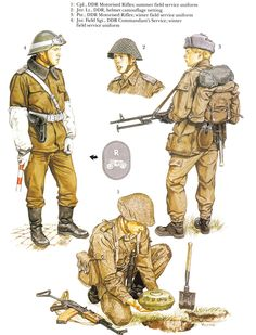 east german army during cold war