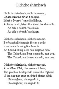 Scottish Gaelic Phrases, Scottish Sayings, Scottish Words, Gaelic Words, Irish Sayings, Irish Quotes, Christmas In Scotland, Celtic Music, Holy Night
