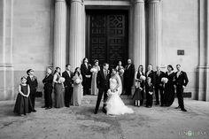 Vibiana Wedding | Jana & Todd