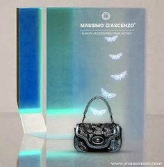 VIA VENETO COLLECTION - Injected with elegance and sophistication.Made in Italy  www.massimod.com