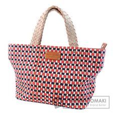 Authentic kate spade Straw  Tote bag   Tricolor color