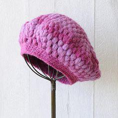 帽子|アイテム|カテゴリー一覧|作品レシピ|手編みと手芸の情報サイト あむゆーず Knit Crochet, Crochet Hats, Winter Hats, Beanie, Knitting, Hat, Knitting Hats, Tricot, Crochet