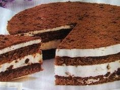 Semifrio de chocolate <3
