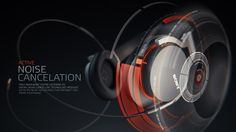 Sony MDR by Andrew Serkin, via Behance