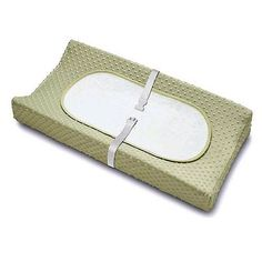 Boppy Changing Pad Cover - Sage - and worth getting the extra pack of white change out pads