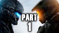 Halo 5: Guardians Gameplay Walkthrought Part 1 (Xbox One) Prologue