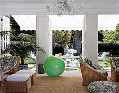 aerin lauder home | aerin lauder's hamptons home. | Beach House | Pinterest