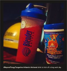 #BeyondTangyTangerine #vitamin #mineral drink to kick off a long work day ~ Matthew Medina via Youngevity Instagram - Looks good! ... have you had yours today?