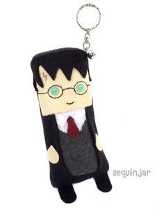 Harry Potter phone holder