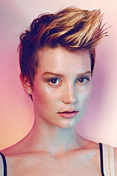 more freckles Mia Wasikowska on Playing the Title Character in 'Jane Eyre' -- New York Magazine