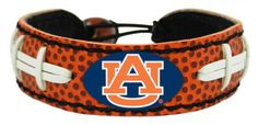 Auburn Tigers Bracelet - Classic Football