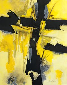 Amazing Abstract Art by Dorothee Winkler