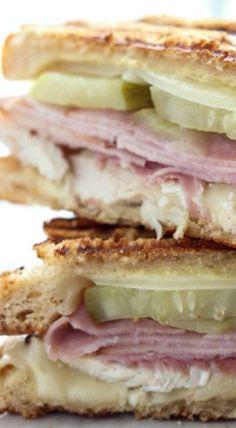 Thurs/Friday  Turkey Cuban Sandwiches , avocado ,tomato, aji mojo dipping sauce