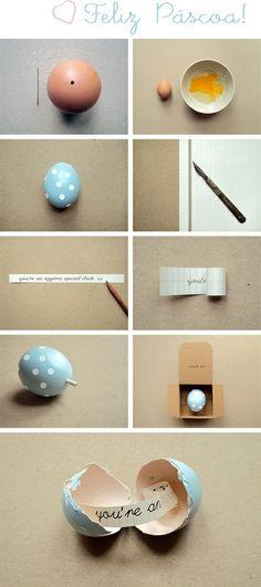 passo a passo para colorir seus ovos #flatsbefreeoriginal