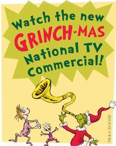 Grinch-mas Home | Seussville.com