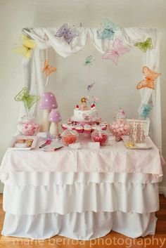 Party Inspirations: Fairy Princess party by Oh Dear! Kids