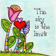 The Sky Is The Limit by Debi Payne