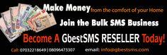 Bulk SMS resellers
