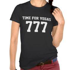 Time For Vegas Brand Apparel