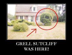 Black Butler- Grell was here! by ChibiDraws4ever.deviantart.com on @deviantART