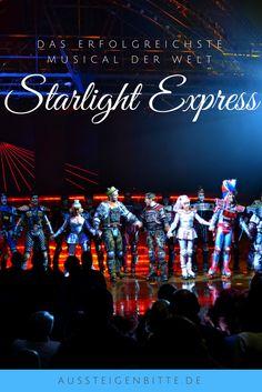 Der Starlight Express in Bochum  ist das erfolgreichste Musical der Welt. Schon seit über 20 Jahren kann man sich das Musical hier anschauen und die Fangemeinde ist riesig und vor allem treu!