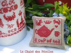 A little cup of Tea - Le Chalet des Perelles  - pcb