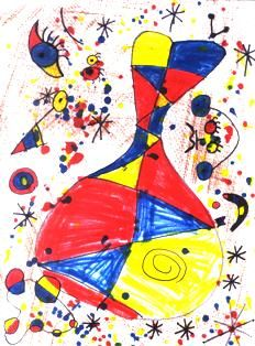 Miro drawings