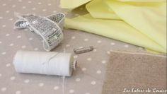 Tuto ultra facile : un noeud en tissu
