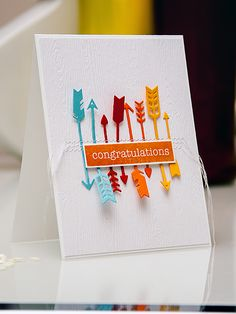 A Congratulations Card